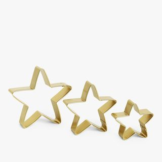 Stars Nesting Cookie Cutters, Set of 3
