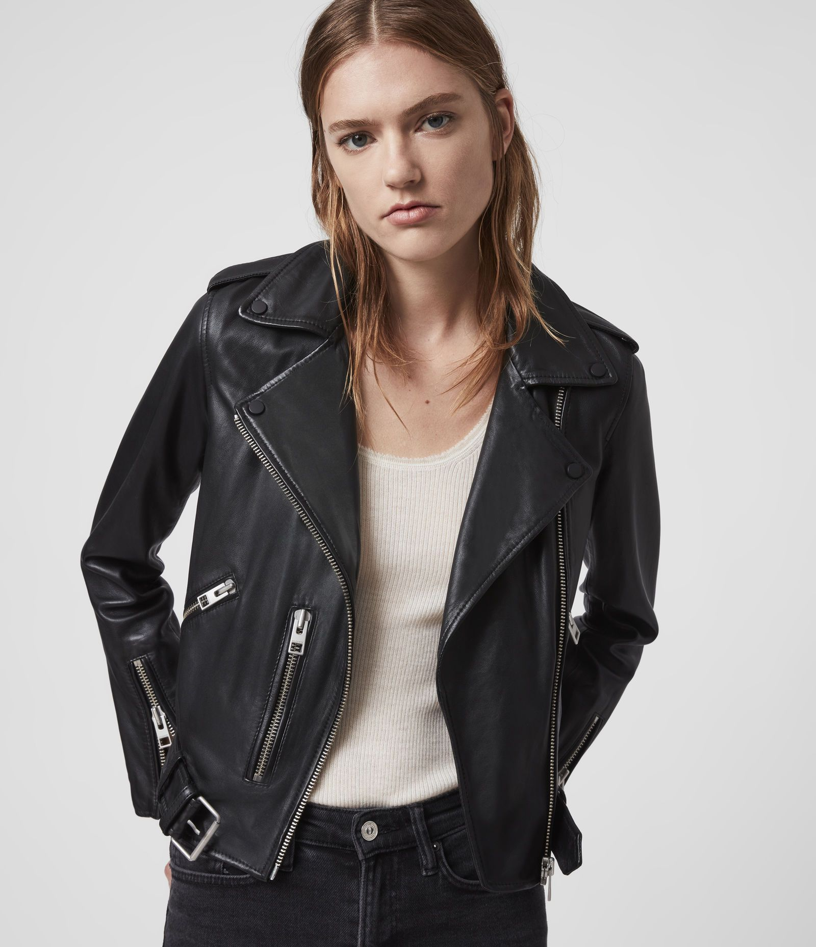 Best leather jackets for women 2020