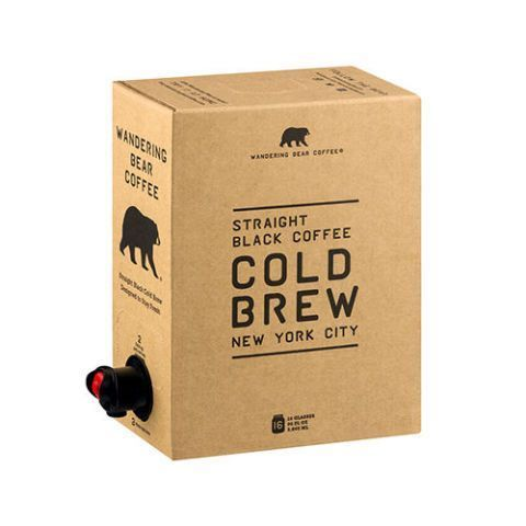 8 Best Cold Brew Coffee Brands for 2021 - Tasty Cold Brew Coffee Concentrate