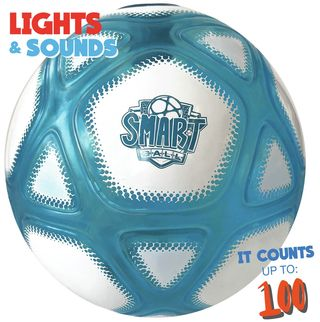 Smart Ball Kick Up Football Count with Lights and Sounds