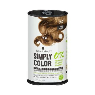 Simply Color Permanent Hair Color