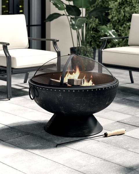 12 Best Fire Pits 2020 Wood Burning And Propane