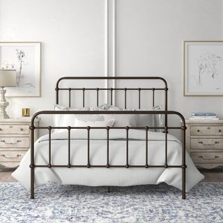 Page Standard Bed