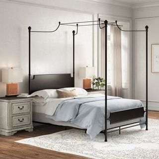 12 South Canopy Bed