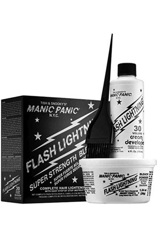 Flash Lightning Hair Bleach Kit