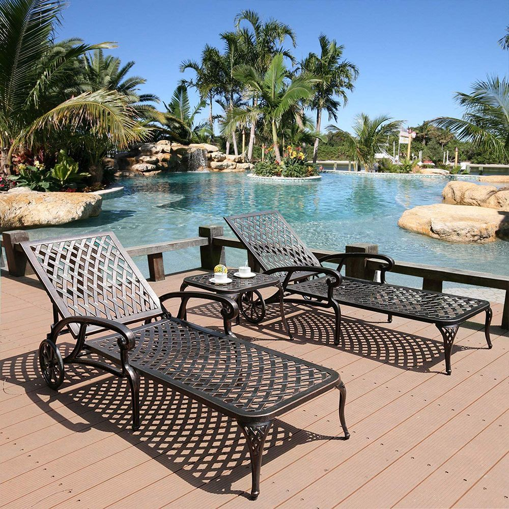 best outdoor chaise lounge chairs 2020