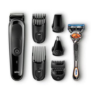 Braun MGK3060 8-in-1 All-in-One Beard Trimmer