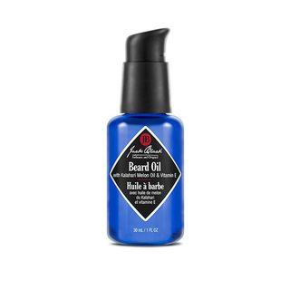 Jack Black Beard Oil with Kalahari Melon Oil & Vitamin E, 1 Fl Oz
