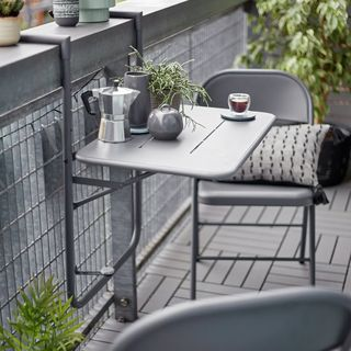 2 Seater Balcony Bistro Set