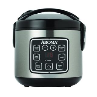 8-Cup Programmable Rice & Grain Cooker