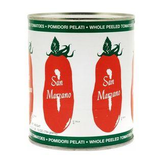 San Marzano Style Whole Peeled Tomatoes (6-Pack)