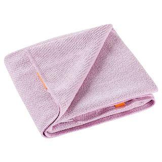 Aquis Rapid Dry Lisse Hair Towel [Desert Rose]