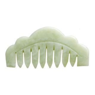 Jade Massaging Comb