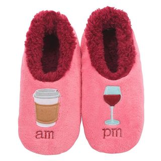 Snoozies AM & PM Slippers