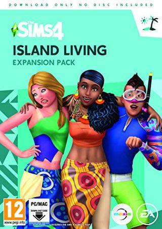 The Sims 4: Island Living (original code)