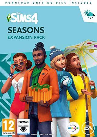 The Sims 4: Season (Original Code)