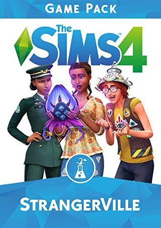 The Sims 4: Strangerwell (original code)