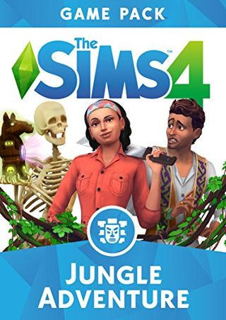 The Sims 4: Jungle Adventure (Original Code)