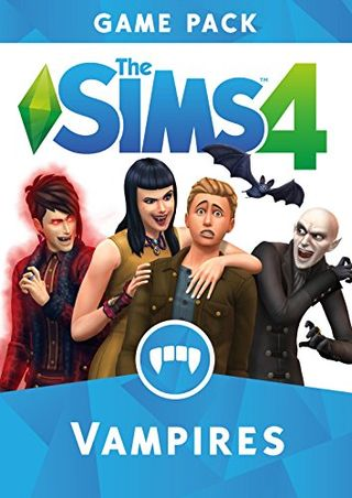 The Sims 4: Vampire (Original Code)