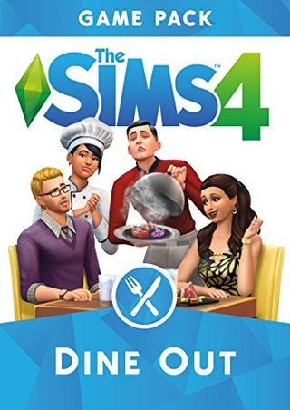 The Sims 4: Dine Out (Origin code)