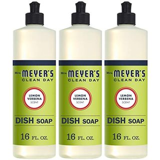 Mrs. Meyer's Clean Day Liquid Dish Soap, Lemon Verbena