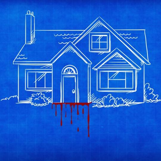 Inside Quibi S Murder House Flip With Designer Joelle Uzyel