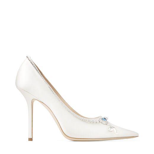 fashion world wedding shoes