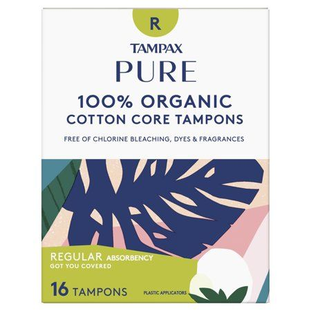 The 18 Best Organic Tampon Brands, Because Your Vagina Deserves It