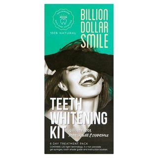 Kit de traitement de blanchiment des dents 6 jours