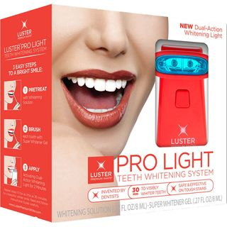 Système de blanchiment des dents Pro Light