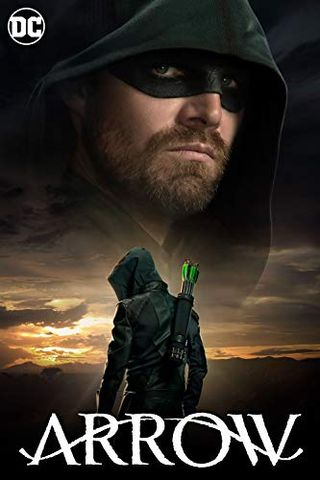 Arrow season 8 [DVD]
