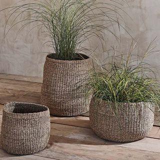 Noko Seagrass Basket