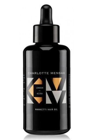 Olejek do włosów Charlotte Mensah Manketti
