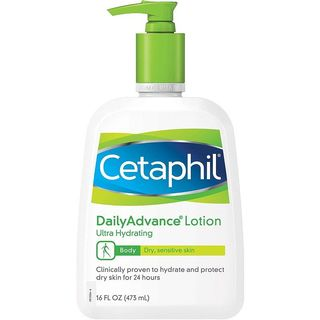 Cetaphil Daily Advance Ultra Hydrating Lotion With Shea Butter