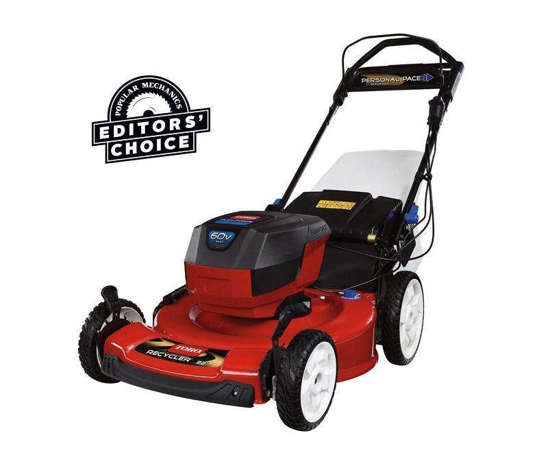 Toro Recycler Lawn Mower Best Battery Powered Lawn Mowers 2020