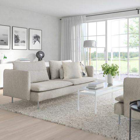 Best Couches For Small Apartments, Apartment Size Furniture Ikea