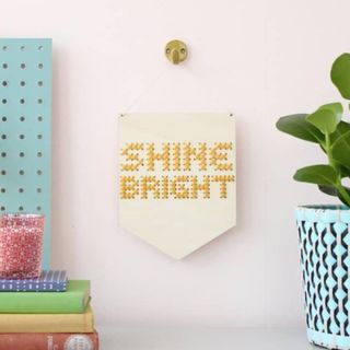 Shine Bright Large Cross Stitch Kit
