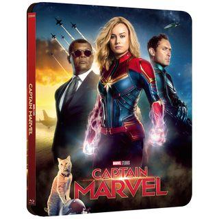 Captain Marvel 3D (Blu-ray 2D)