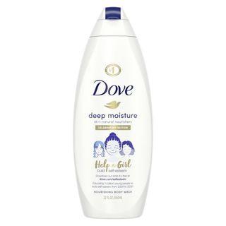 Body Wash Deep Moisture