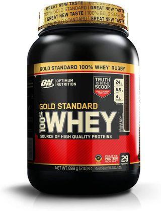 Pó de proteína de soro de leite Gold Standard