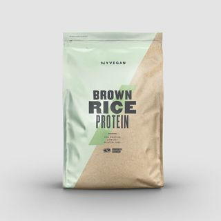 Proteína de arroz integral