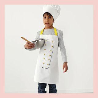 TOPPKLOCKA Children's apron