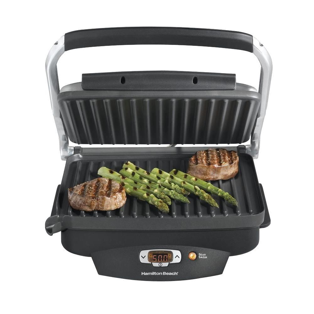 11 Best Indoor And Smokeless Grills Best Sandwich Presses To Grill Inside