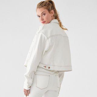 Annie Cropped Jacket
