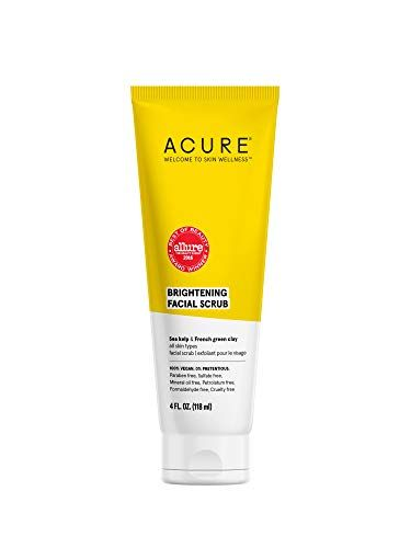 14 Best Face Scrubs 2020 Best Face Exfoliators For Glowing Skin