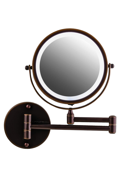 13 Best Lighted Makeup Mirrors Of 2021, Battery Illuminated Makeup Mirror