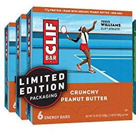 Clif Bar Crunchy Peanut Butter (36 Bars)