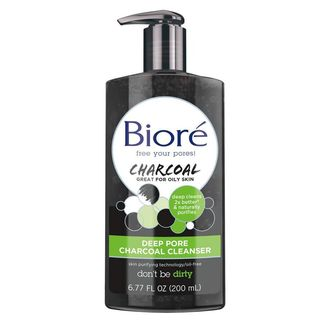Deep Charcoal Cleanser