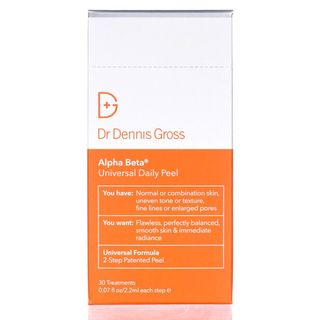 Dr. Dennis Gross Skincare Alpha Beta Universal Daily Peel