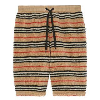 Howell Stripe Fleece Shorts